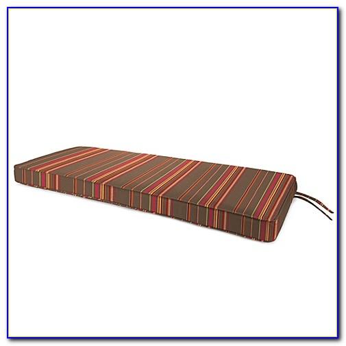 48 Inch Sunbrella Bench Cushion