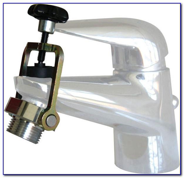Adapter Wasserhahn Waschmaschine