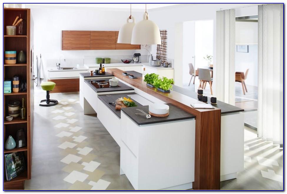 Alno Küche Arbeitsplatte