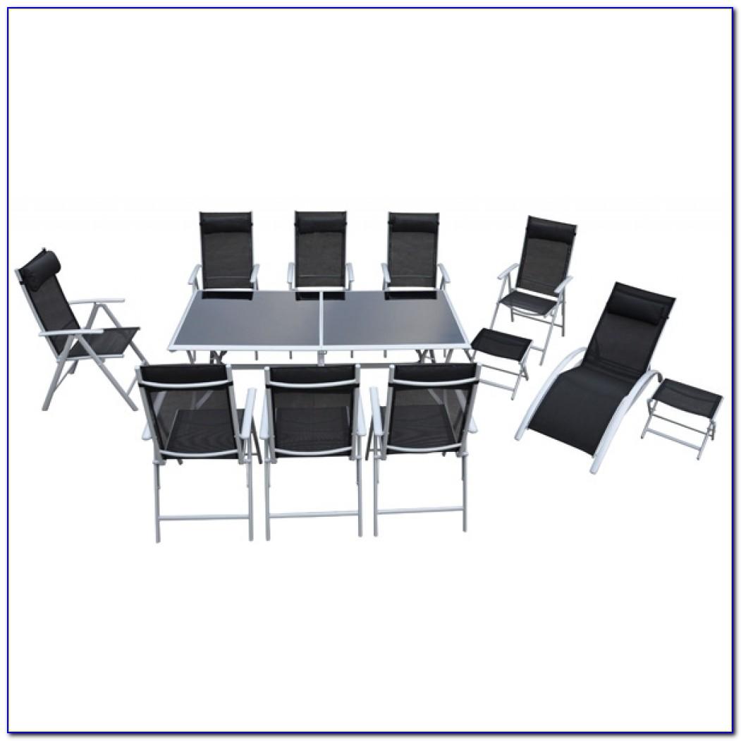 Aluminium Gartenmöbel Set Aldi