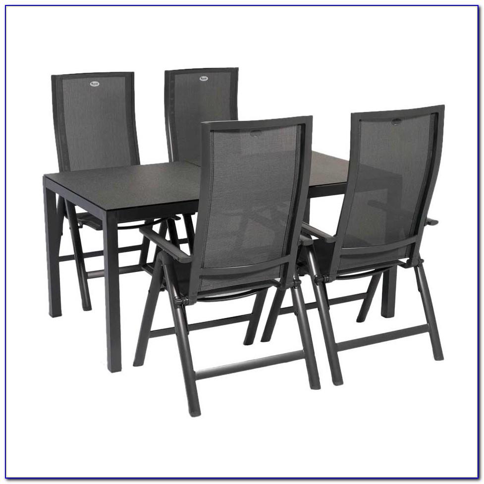 Aluminium Gartenmöbel Set