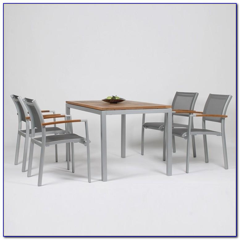 Aluminum Gartenmöbel Set