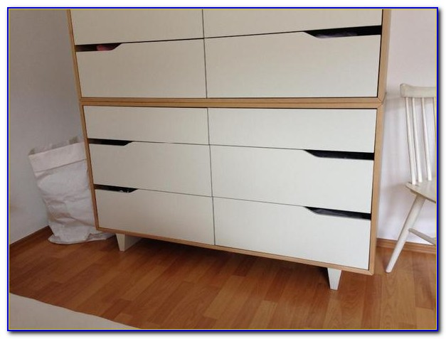 Aneboda Kommode Weiß Ikea