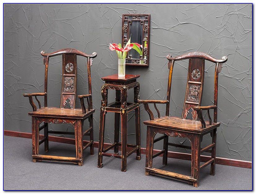 Antike Chinesische Möbel München