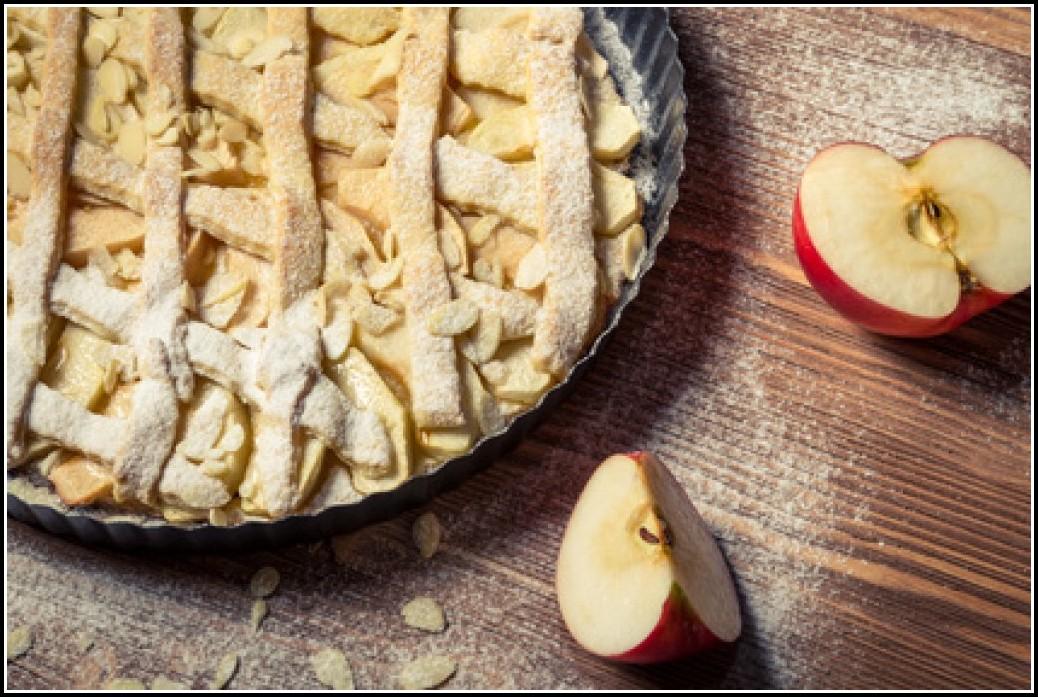 Apfel Blechkuchen Einfach