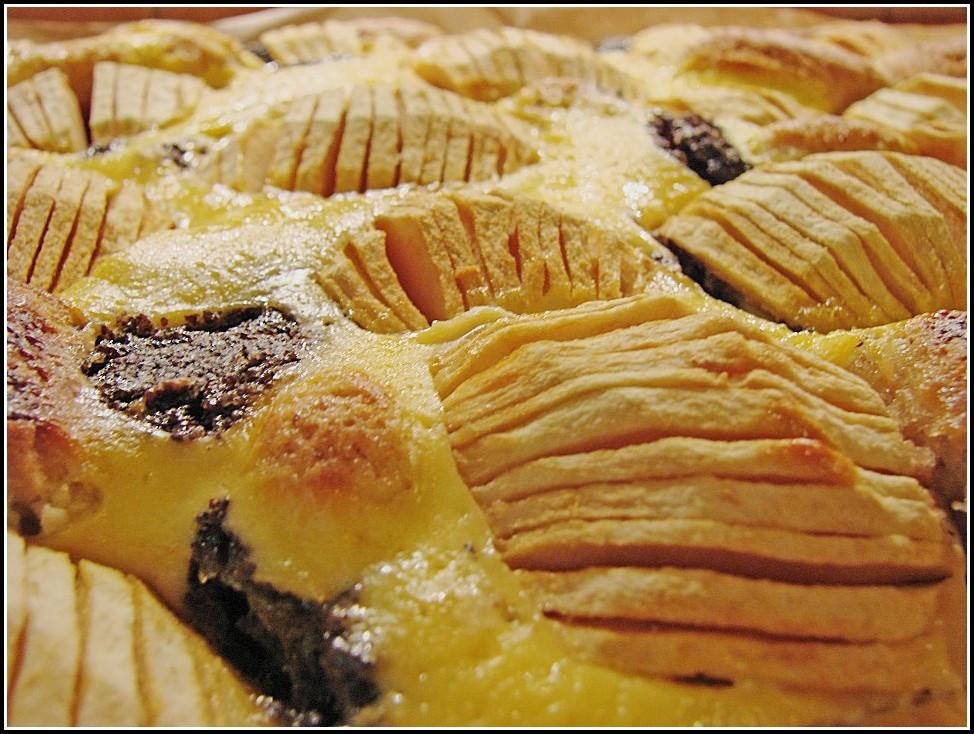 Apfel Marzipan Kuchen Chefkoch