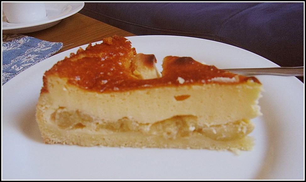 Apfel Mascarpone Kuchen Rezept