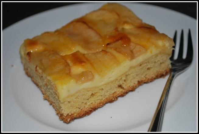 Apfel Pudding Kuchen Thermomix