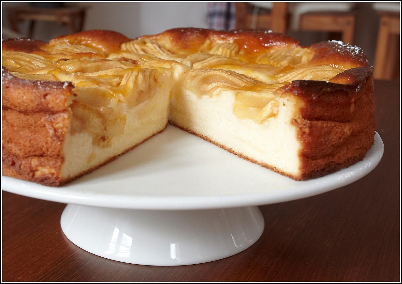 Apfel Quark Kuchen Betty Bossi