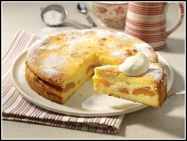 Apfel Quark Kuchen Ohne Ei