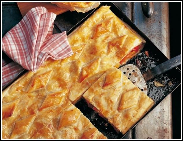 Apfel Schmand Kuchen Blech