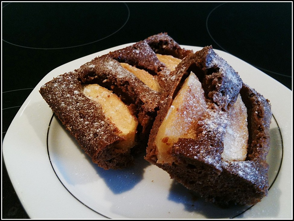 Apfel Schoko Kuchen Chefkoch