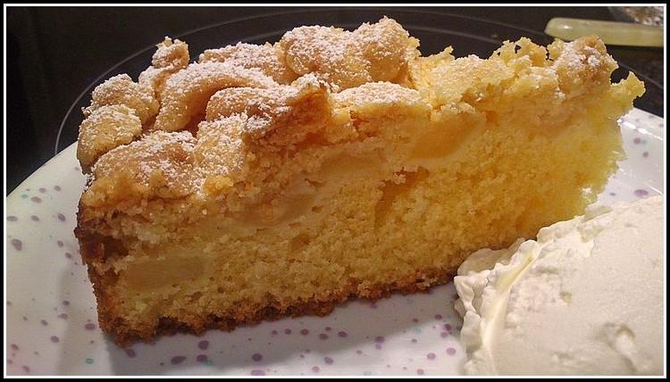 Apfel Streusel Kuchen Recipe