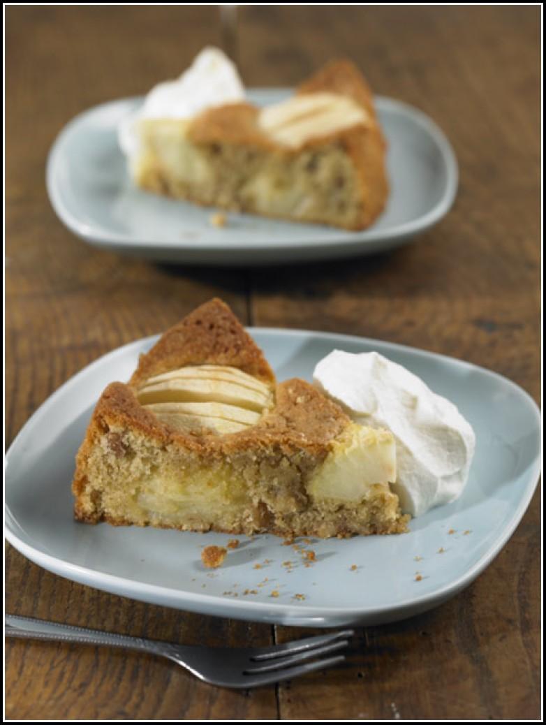 Apfel Walnuss Kuchen Chefkoch