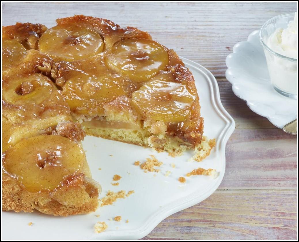 Apfel Walnuss Kuchen Lecker.de