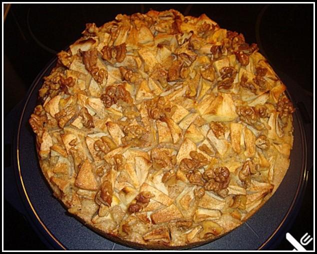 Apfel Walnuss Kuchen Tim Mälzer