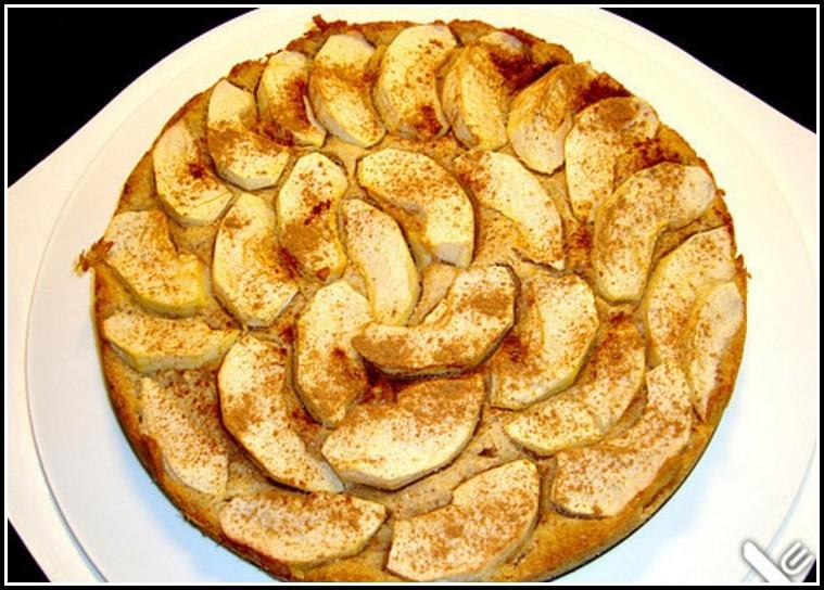 Apfel Zimt Kuchen Vegan