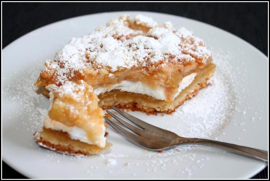 Apfelkuchen Rezept Mürbeteig