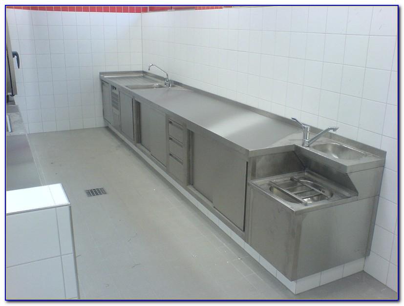 Arbeitsplatte Edelstahl Ikea