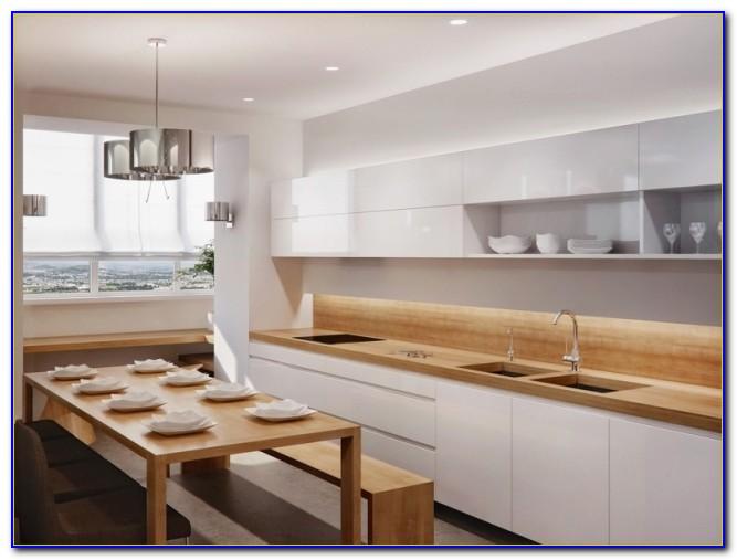 Arbeitsplatte Holz Küche Versiegeln