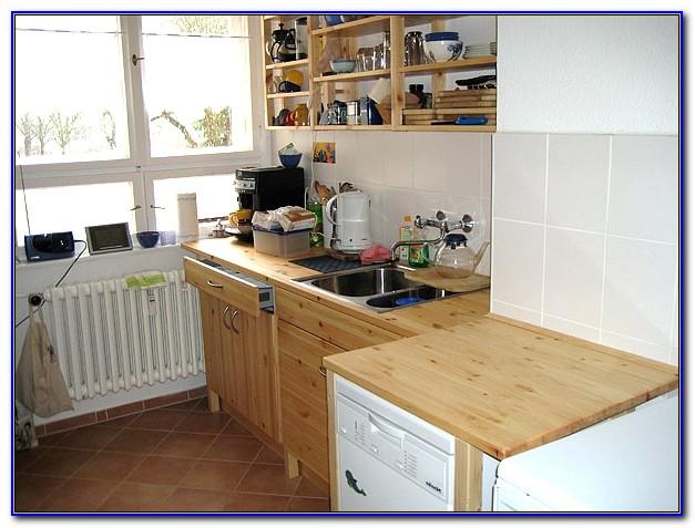 Arbeitsplatte Vollholz Küche
