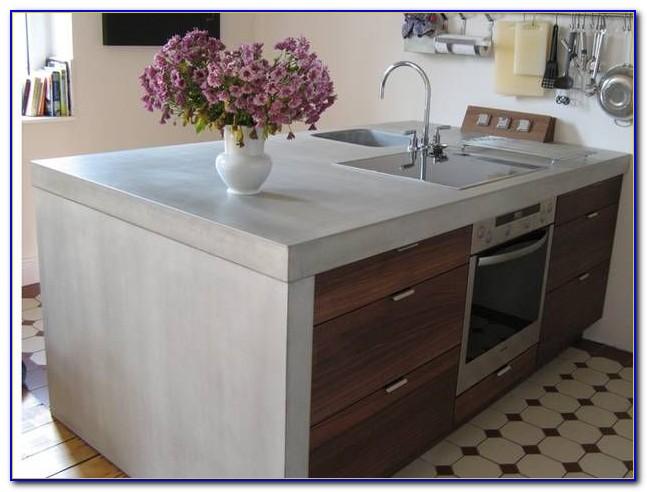Arbeitsplatten Beton Küche