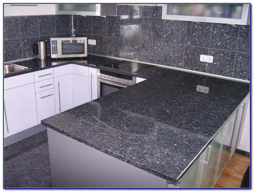 Arbeitsplatten Granit Schwarz