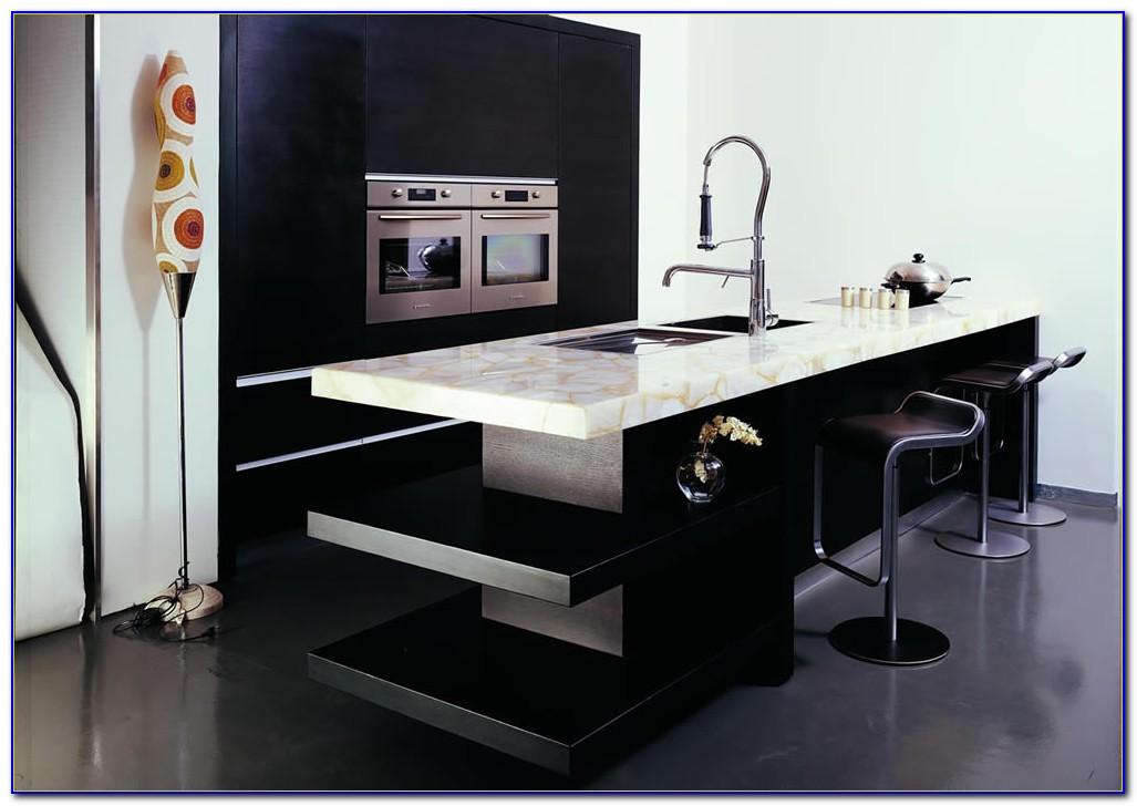 Arbeitsplatten Kunststein Küche