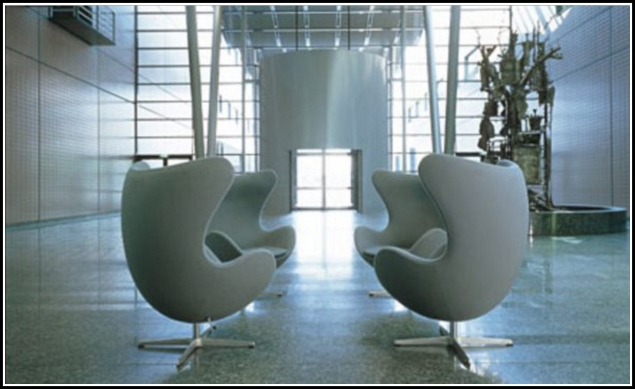 Arne Jacobsen Swan Sessel