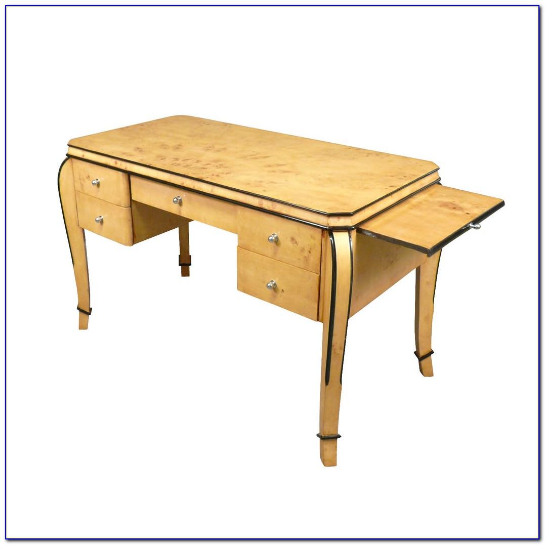 Art Déco Schreibtischleuchte Ad 34