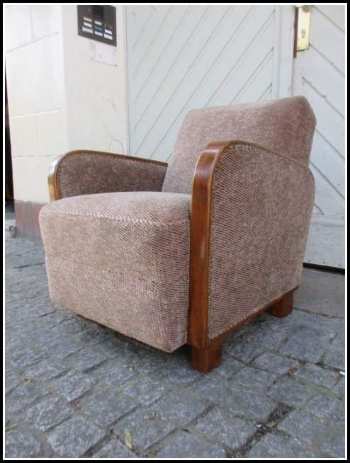 Art Deco Sessel Gebraucht