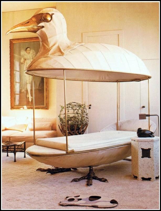 Außergewöhnliche Schlafzimmermöbel