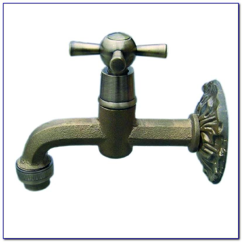 Aufbau Wasserhahn Waschmaschine