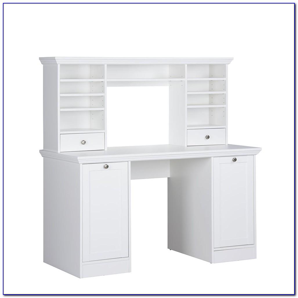 Aufsatz Für Schreibtisch Weiß
