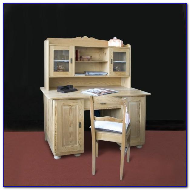 Aufsatz Schreibtisch Antik