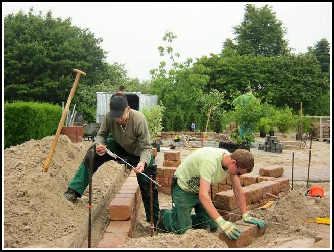 Ausbildung Garten Landschaftsbau Dortmund