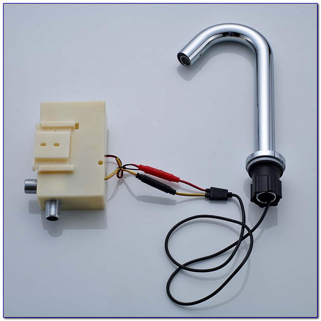 Automatik Wasserhahn Mit Sensor