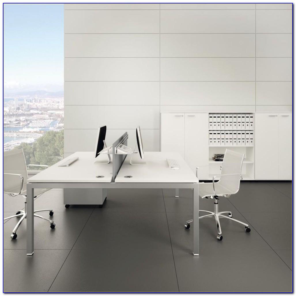 Büro Schreibtisch 2 Personen