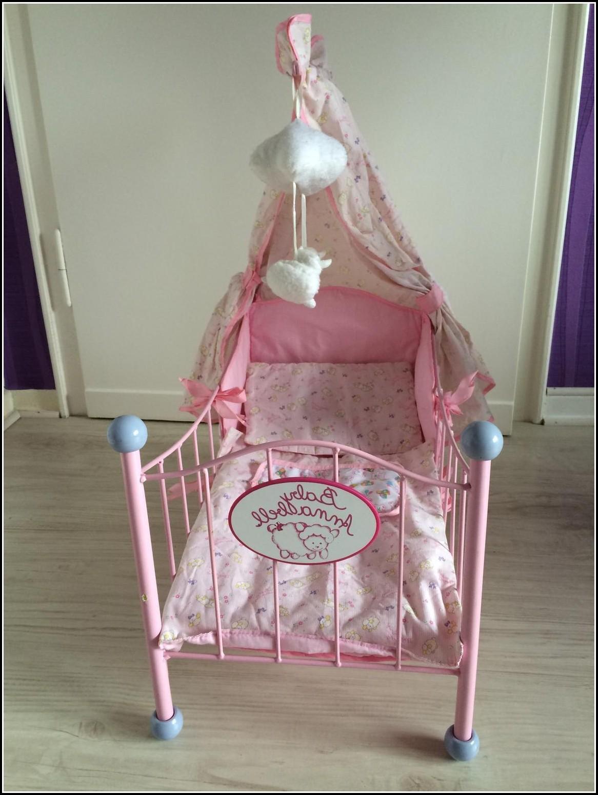 Baby Annabell Bett Ebay