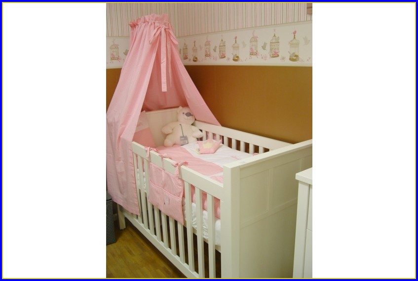 Baby Annabell Bett Himmel
