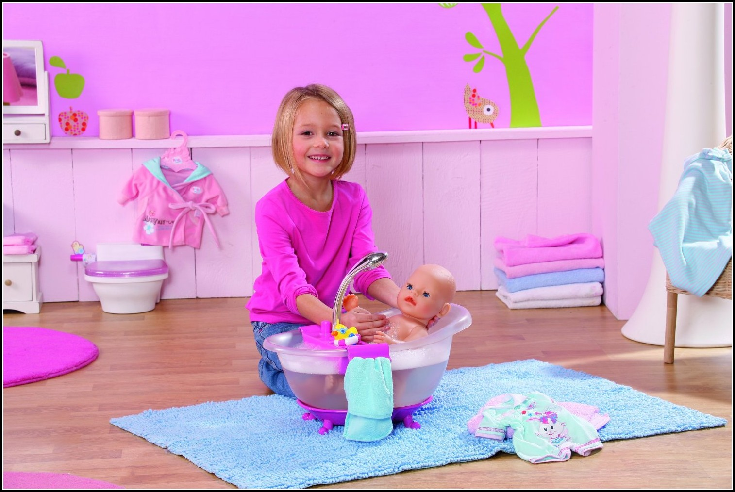 Baby Born Badewanne My Toys