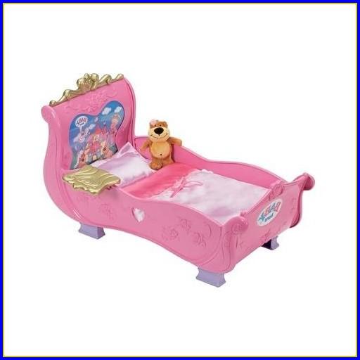 Baby Born Magisches Bett Anleitung