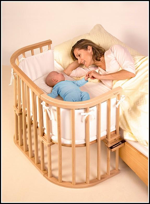 Babybett Am Bett Der Eltern