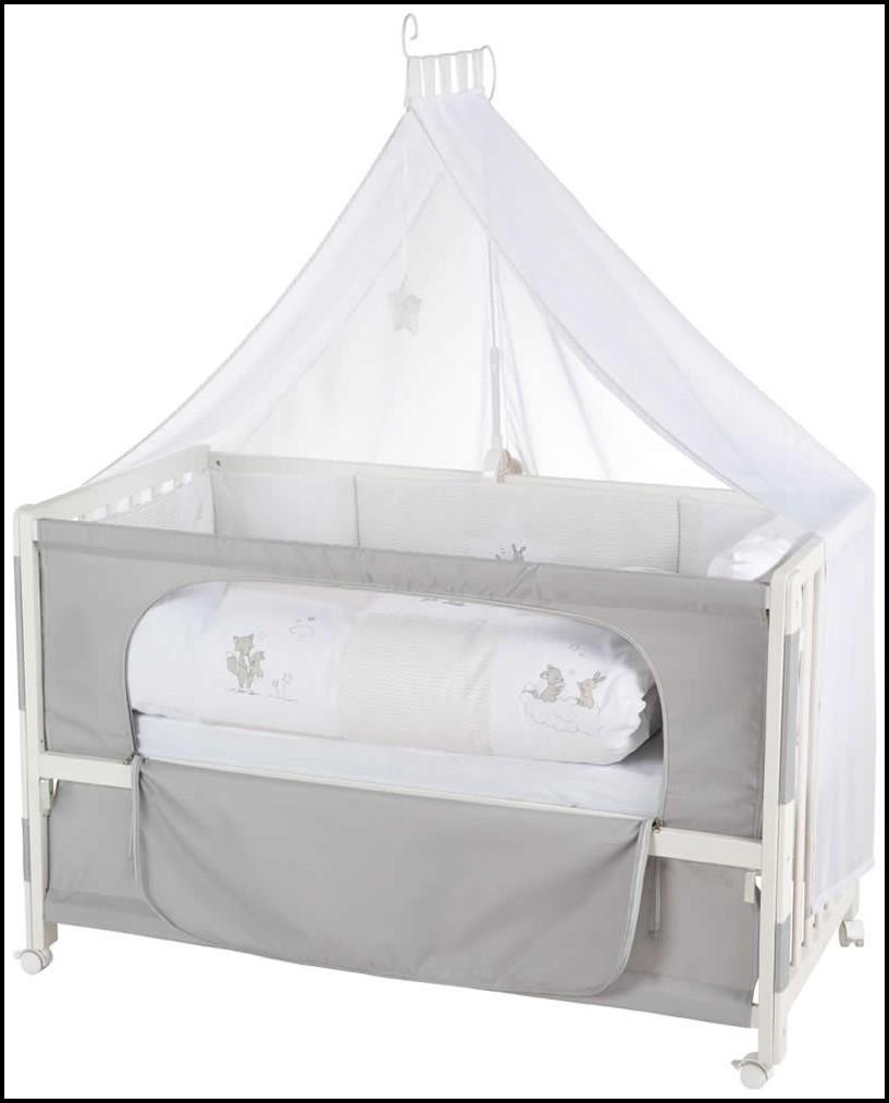 Babybett Bettdecke