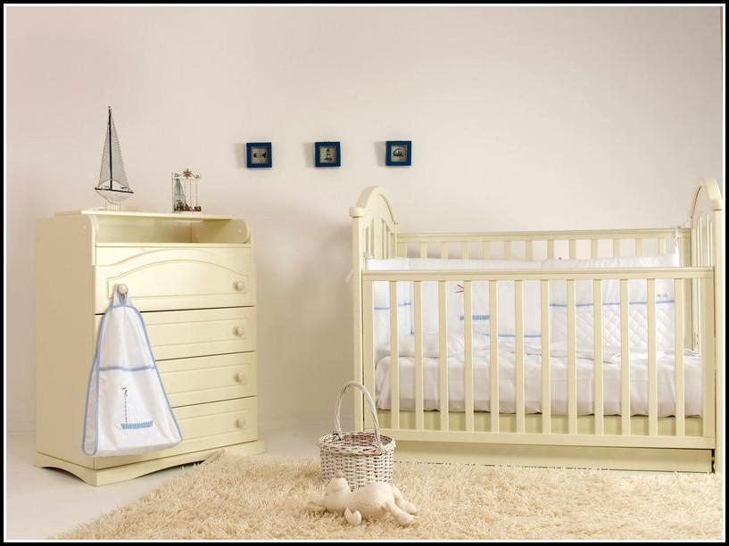 Babybett Bettkasten