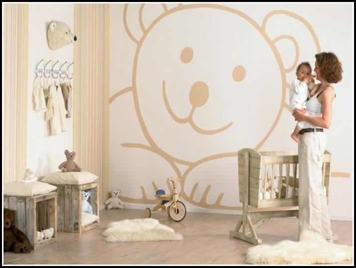 Babyzimmer Gestalten Farben