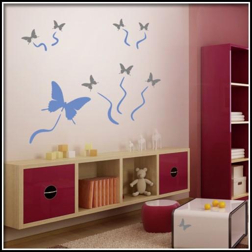 Babyzimmer Gestalten Wandgestaltung