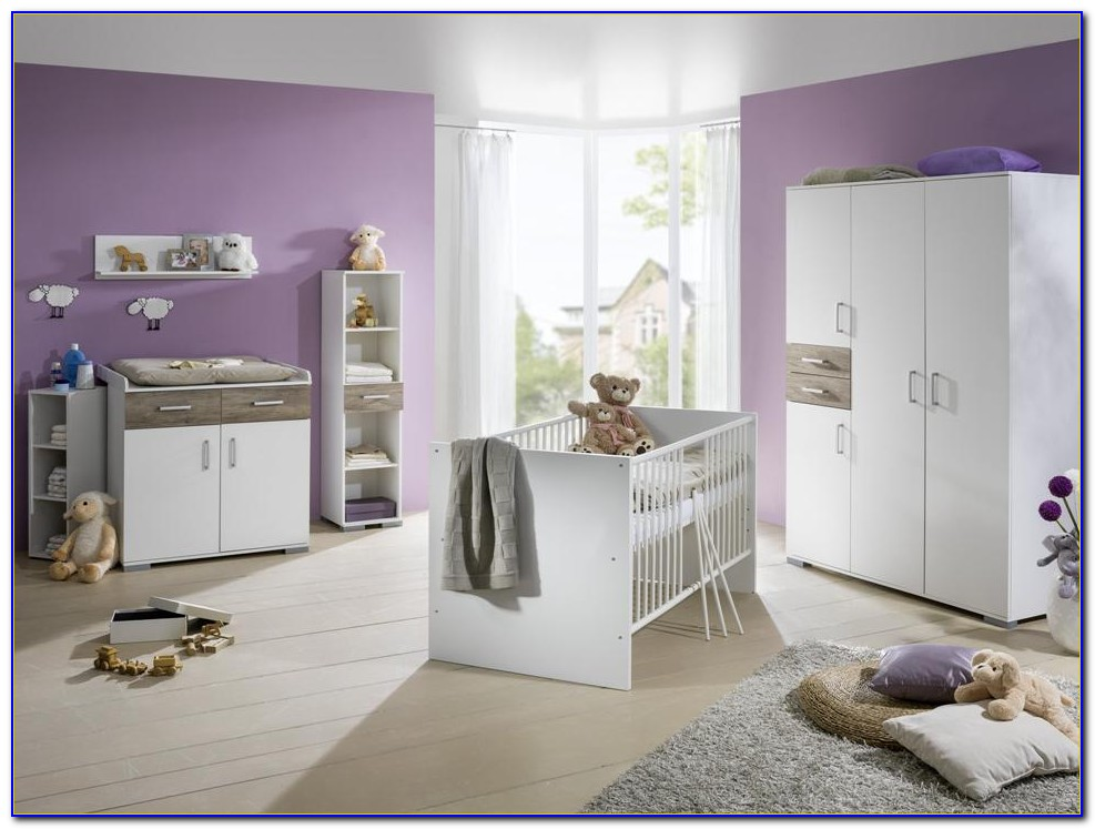 Babyzimmer Möbel Komplett Holz