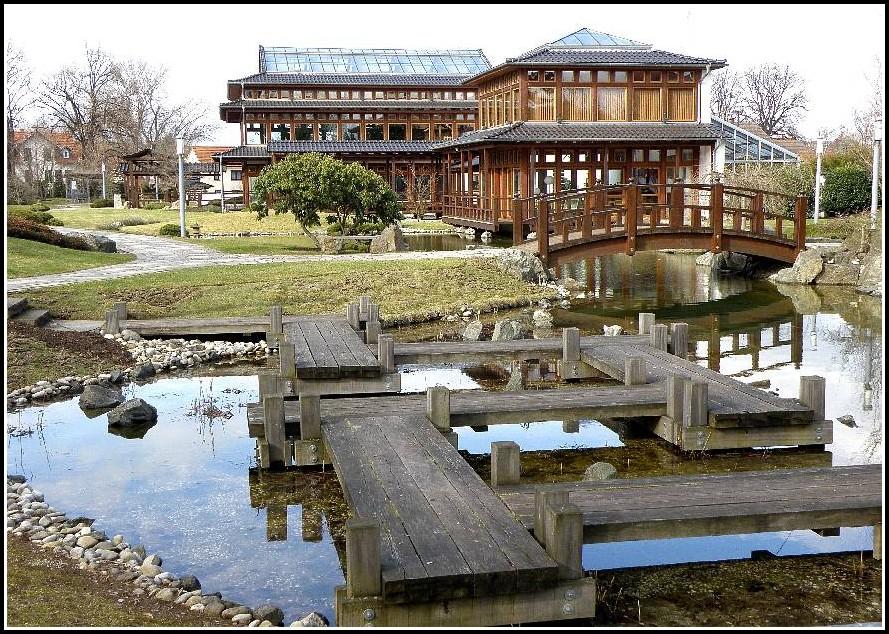 Bad Langensalza Japanischer Garten öffnungszeiten