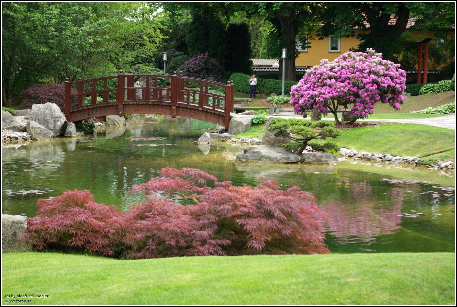 Bad Langensalza Japanischer Garten Anfahrt